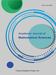 Academic Journal of Mathematical Sciences | Francis Academic Press