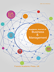 Academic Journal of Business & Management | Francis Academic Press