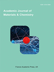 Academic Journal of Materials & Chemistry | Francis Academic Press
