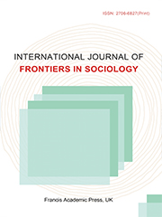 International Journal of Frontiers in Sociology | Francis Academic Francis