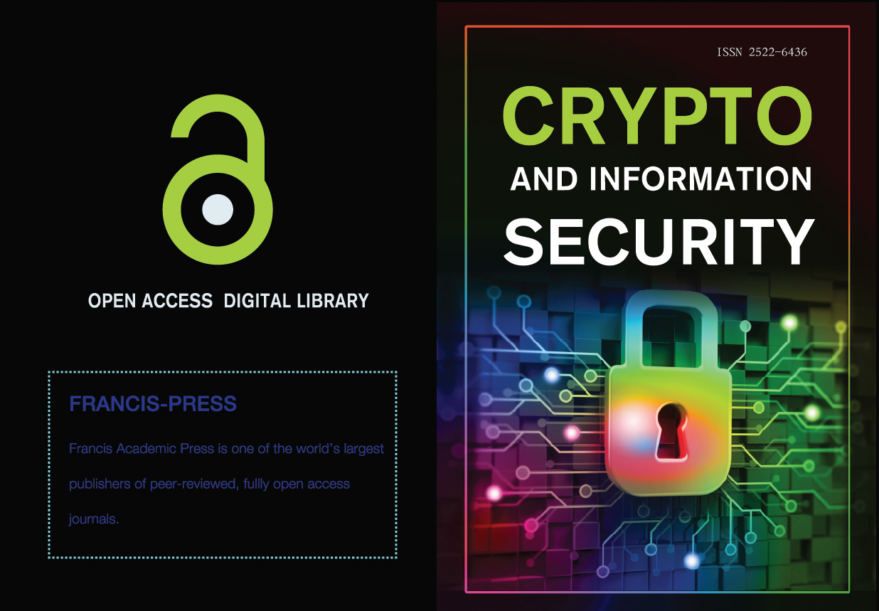 Crypto And Information Security | Francis Academic Press