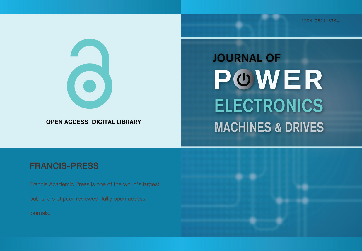 Journal of Power Electronics, Machines and Drives | Francis Academic Press