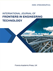 International Journal of Frontiers in Engineering Technology | Francis Academic Francis