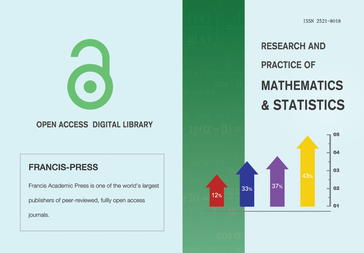 Research and Practice of Mathematics & Statistics | Francis Academic Press