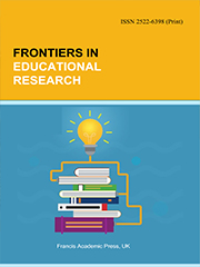 Frontiers in Educational Research | Francis Academic Press