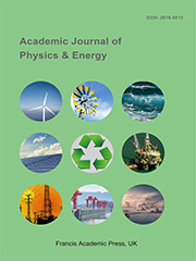 Academic Journal of Physics & Energy | Francis Academic Press